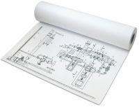 Rouleaux de papier pour traceurs