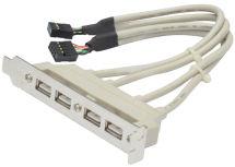 Câbles électrique USB