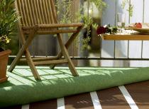 Ruban adhésif pour tapis