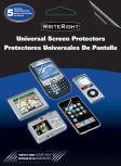 Films de protection pour écran universel