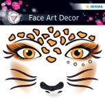 Stickers pour le visage