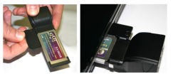 Adaptateurs ExpressCard