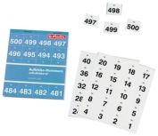 Étiquettes d'identification