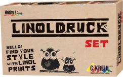 Kit d'encre pour linogravure