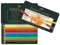 Crayons de couleurs d'artistes