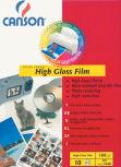 Films adhésifs pour jet d'encre