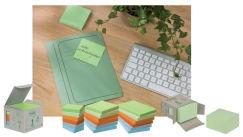 Notes adhésives recyclées