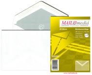 Enveloppes (12,5 x 17,6 cm)