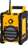 Radios pour chantiers