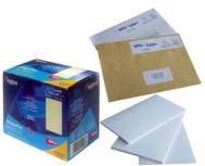 Étiquettes de courrier et d'expédition