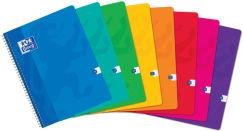 Cahiers 24 x 32 cm petits carreaux 180 pages