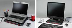 Supports moniteur / PC portable