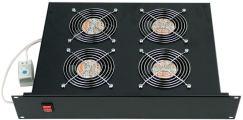 Ventilations: baie réseau
