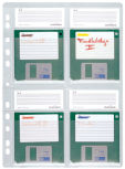 Pochettes pour disquettes