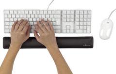 Repose-poignets gel pour clavier
