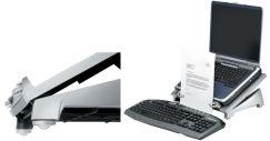 Supports pour PC portable ajustable