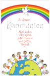 Cartes de communion