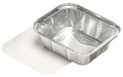 Coupelles en aluminium