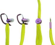 Micro-casques avec câble