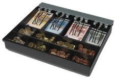 Garnitures de tiroirs caisses