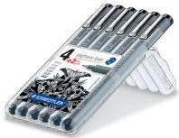 Sets stylos feutre à pigment