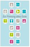 Cartes de voeux en allemand