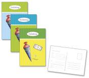 Cartes de voeux - rentrée des classes