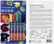 Kit marqueurs textiles