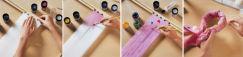 Peintures pour soie