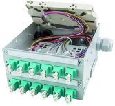 Supports répartiteurs fibres optiques