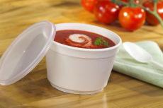 Gobelets pour soupe