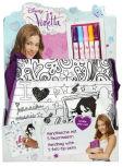 Kit de coloriage Frozen/Violetta