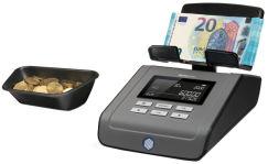 Balances pour pièces et billets