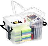 Boîtes plastique - repliable