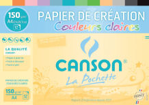 Papiers de couleurs, (130 g/m2)