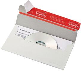 ColomPac Enveloppes pour CD/DVD, format long, sans fenêtre