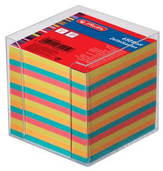 herlitz Bloc cube, 90 x 90 mm, blanc