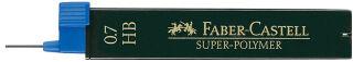 FABER-CASTELL Mines pour porte-mine Super-Polymer 9067 S-HB