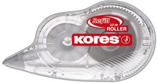 Kores Roller correcteur rechargeable 'Refill', 4,2 mm x 10 m