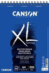 CANSON Bloc croquis et études 'XL MIX MEDIA', A4