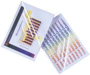 GBC Couverture de reliure HiClear, format A4, PVC, 0,30 mm