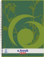 Bloc-notes Recyclé - A4 - Ligné - 80 feuilles