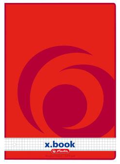 Bloc-notes A4 - 50 feuilles - Quadrillé