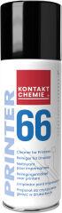 KONTAKT CHEMIE PRINTER 66 Nettoyant pour imprimantes,contenu