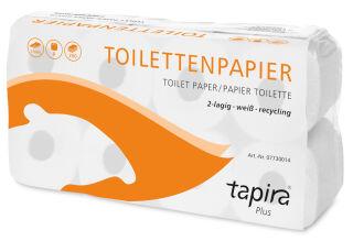 Tapira Papier toilette, 2 couches, paquet géant, blanc