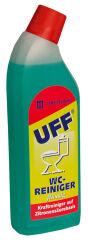 DREITURM Nettoyant WC 'UFF', bouteille de 750 ml au goulot