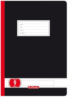 herlitz Cahier d'école supérieure x.book, A4, quadrillé