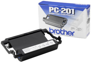 brother kit cartouche pour brother Fax 910/920, noir