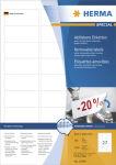 HERMA Etiquettes universelles SPECIAL, 199,6x143,5 mm, blanc