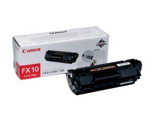 Toner d'origine pour fax Canon L100/L120/L140/L160, noir